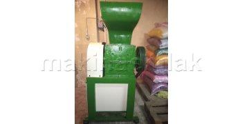 Plastik kırma makinası 35 lik
