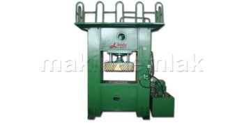 150 Ton Hidrolik  Sıvama Press Linda Machine Marka - Hydraulıc Workshop Press