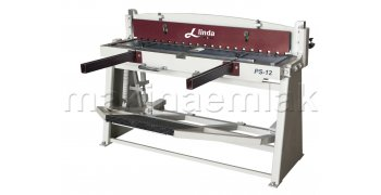 PS-12 Ayak Pedalli Giyotin Makas   Foot Pedal Guillotine Shears